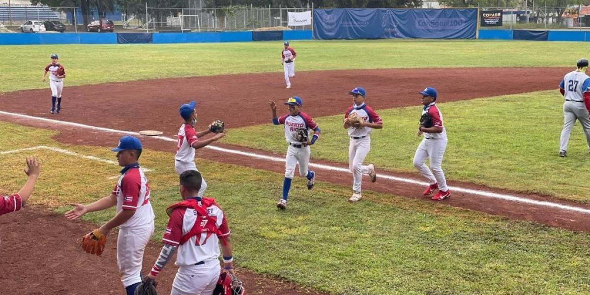 Puerto Rico se queda con el quinto lugar en torneo Sub 12