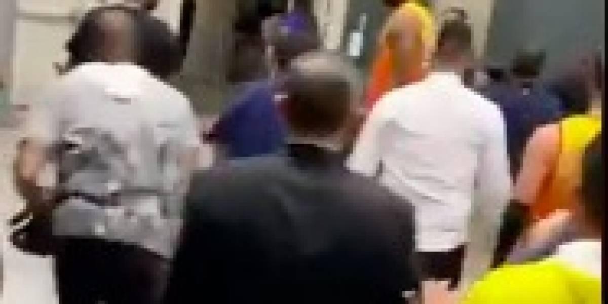 BSN investigará agresión de fanáticos de Santurce a integrantes del equipo de Guayama