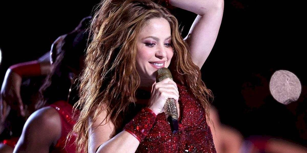 Shakira recordó el disco que le abrió las puertas al mundo anglosajón