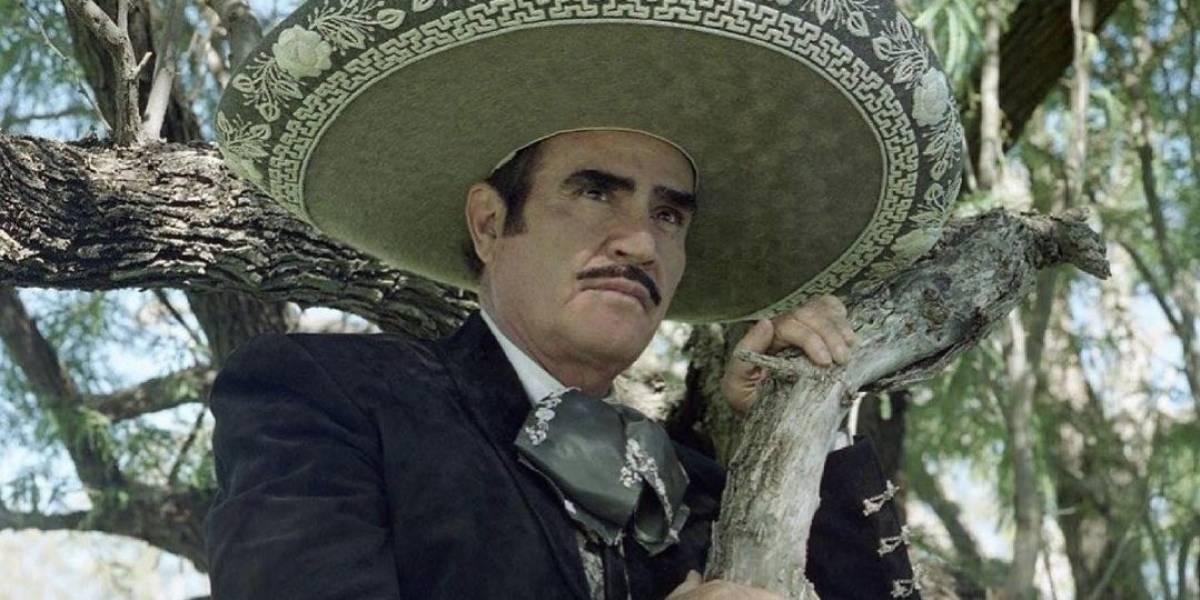 Vicente Fernández reveló cual es la canción que quiere que le canten en su funeral