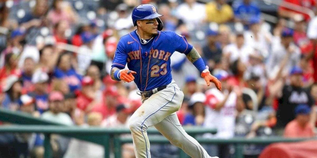 Báez lidera ataque de Mets sobre Nacionales