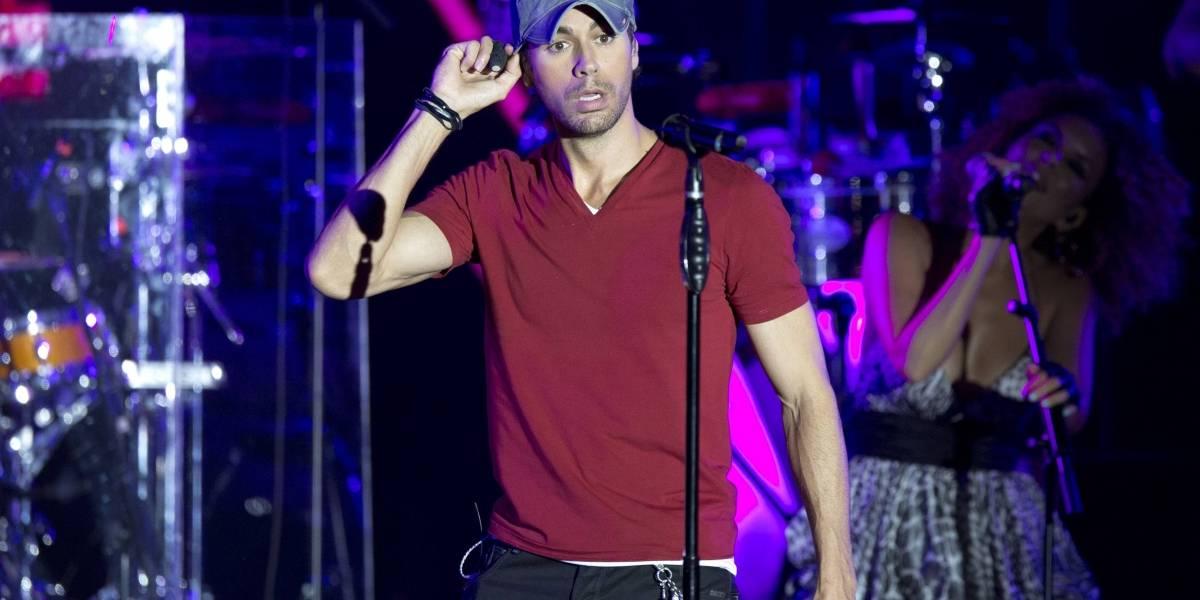 """Enrique Iglesias planea ponerle fin a su carrera: """"Es el momento idóneo"""""""