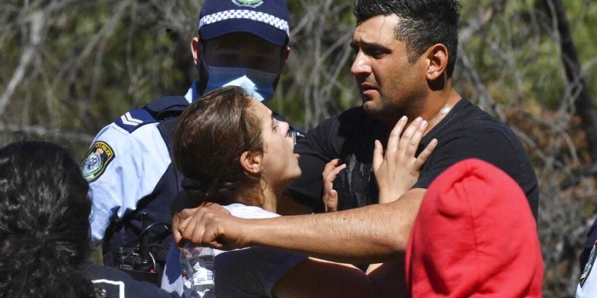 Milagroso rescate: aparece vivo niño de 3 años perdido por 3 días