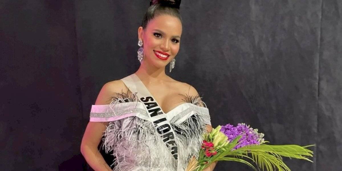 Miss San Lorenzo gana competencia de 'total look' en Miss Universe Puerto Rico