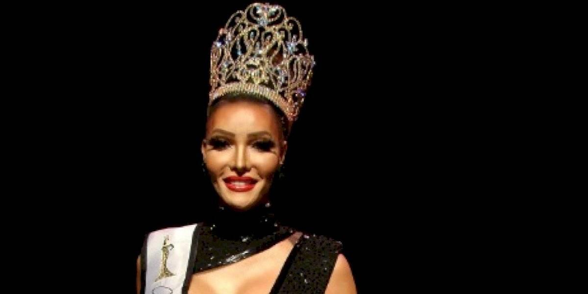 Latina gana Miss Continental 2021-2022