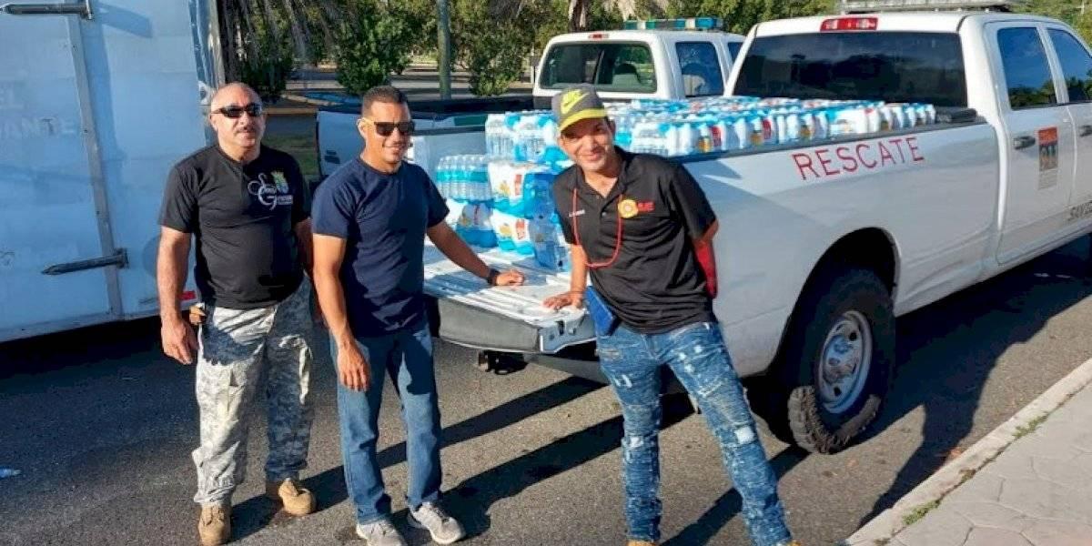 Municipio de San Germán entrega ayuda a Haití