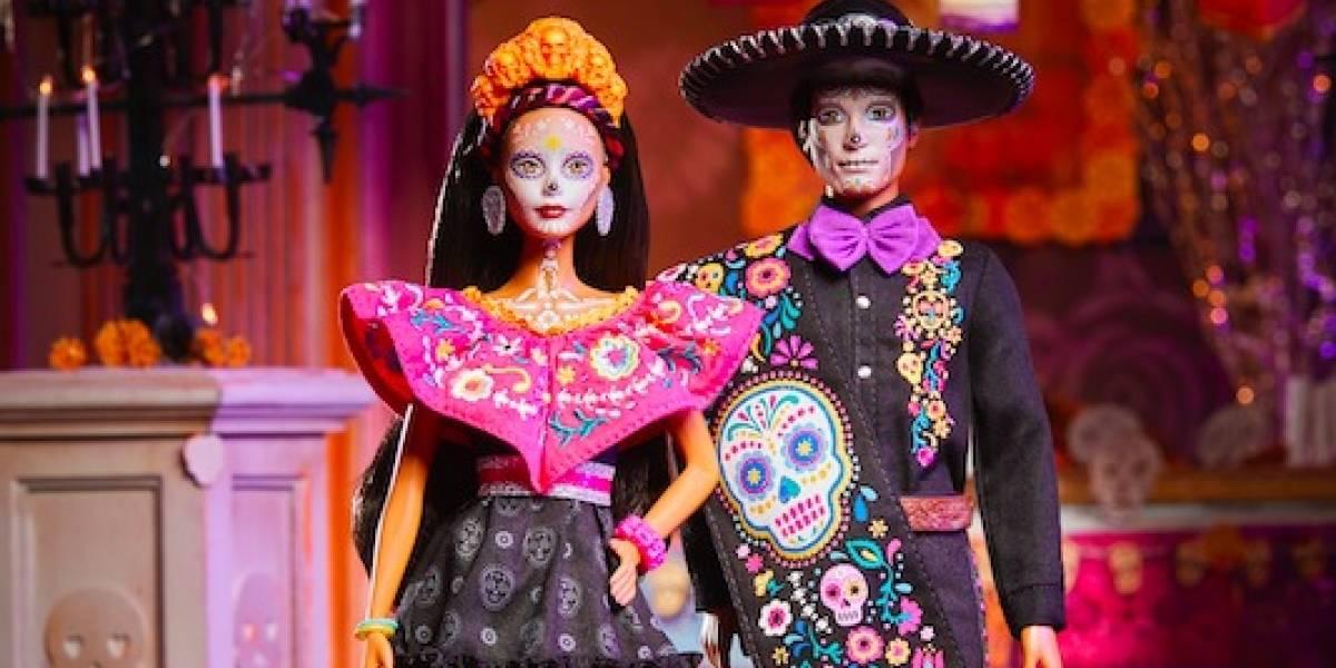 Barbie vuelve a celebrar el Día de Muertos y ahora lo hace junto a Ken