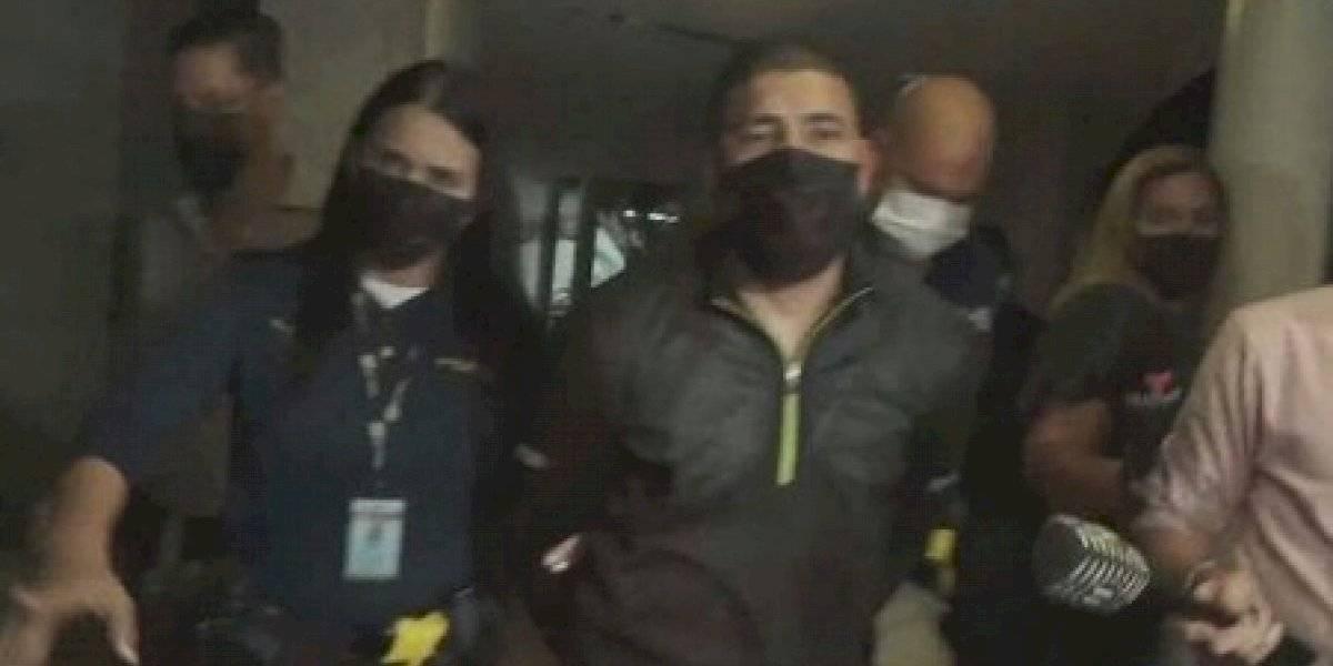 Arrestan al boxeador Juanma López por agresión a su expareja