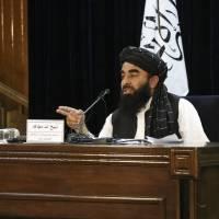Talibanes anuncian gabinete provisional dominado por miembros de su vieja guardia