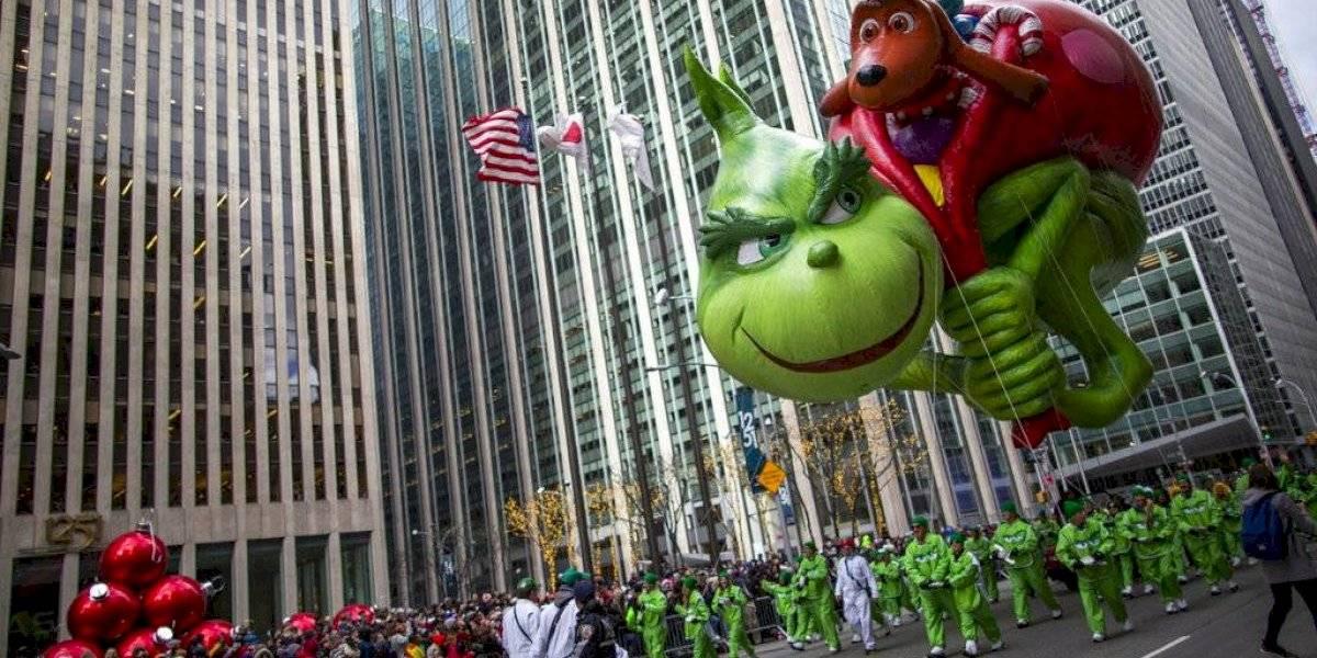 Desfile de Acción de Gracias vuelve a las calles de Nueva York
