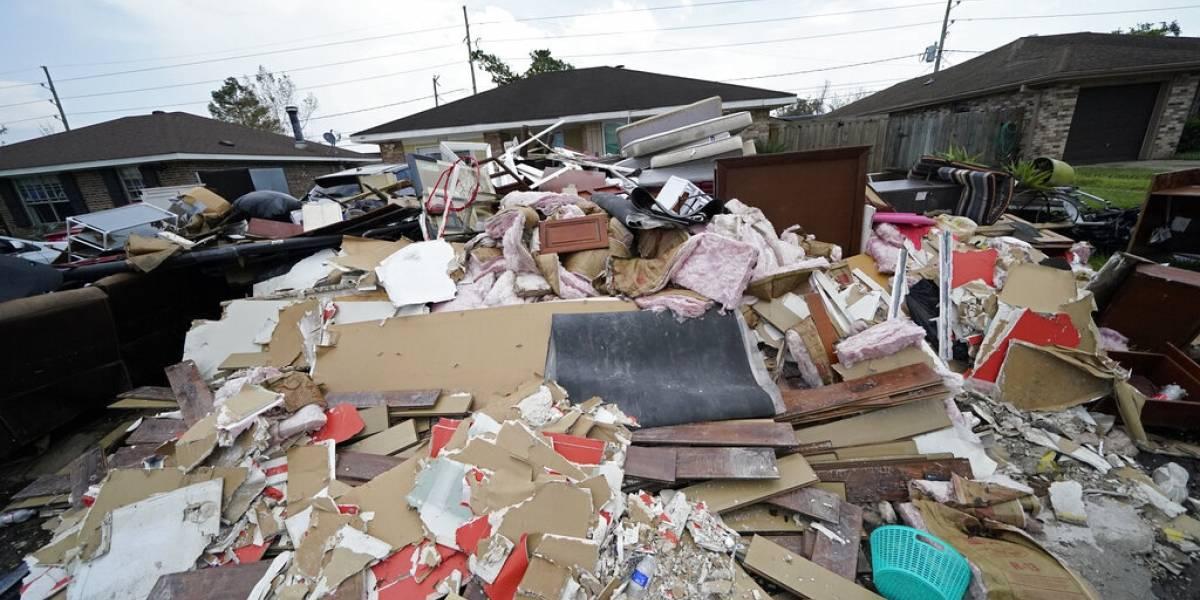 Nueva Orleans levanta toque de queda impuesto tras huracán