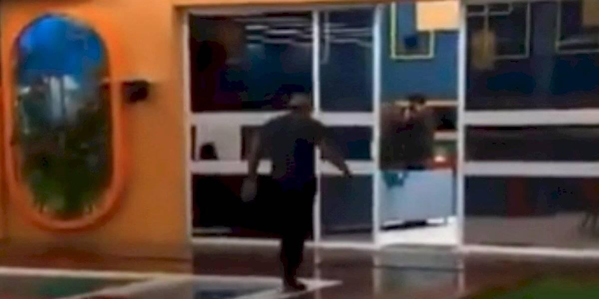 """Así reaccionaron en """"La casa de los famosos"""" con alarma de sismo en México"""
