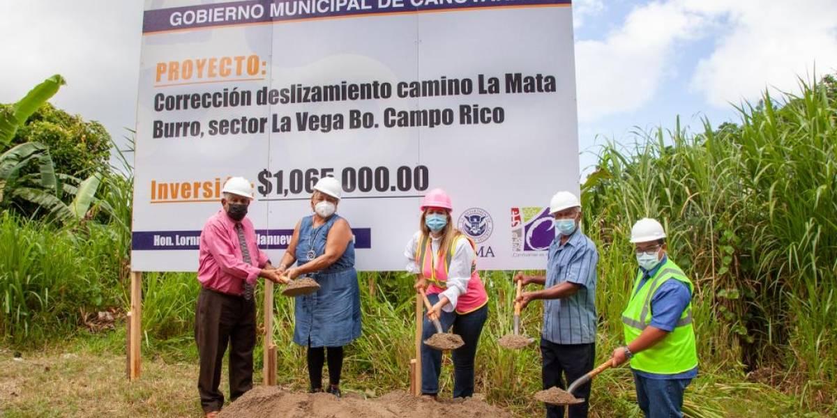 Anuncian inversión de más de $1 millón para rehabilitar vía en Canóvanas