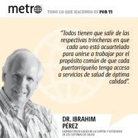 Opinión de Ibrahim Pérez: Salvemos nuestro Centro Médico