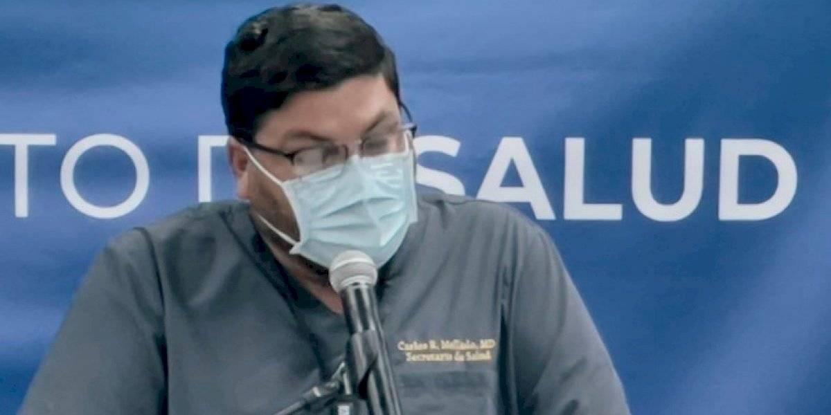 Secretario de Salud advierte que las muertes por COVID-19 seguirán en aumento
