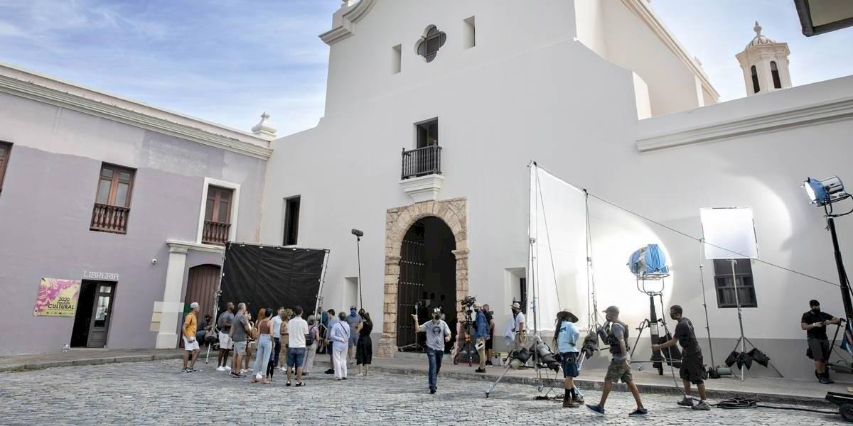 Popular culmina filmación de documental sobre los 500 años de San Juan