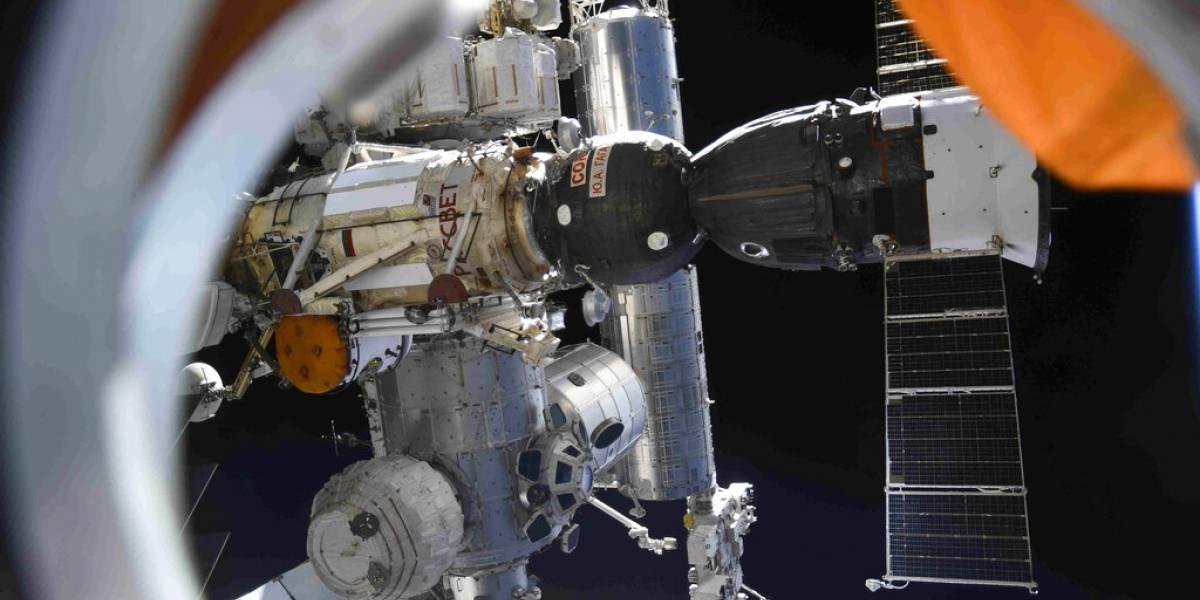 Se activa alarma de humo en Estación Espacial Internacional
