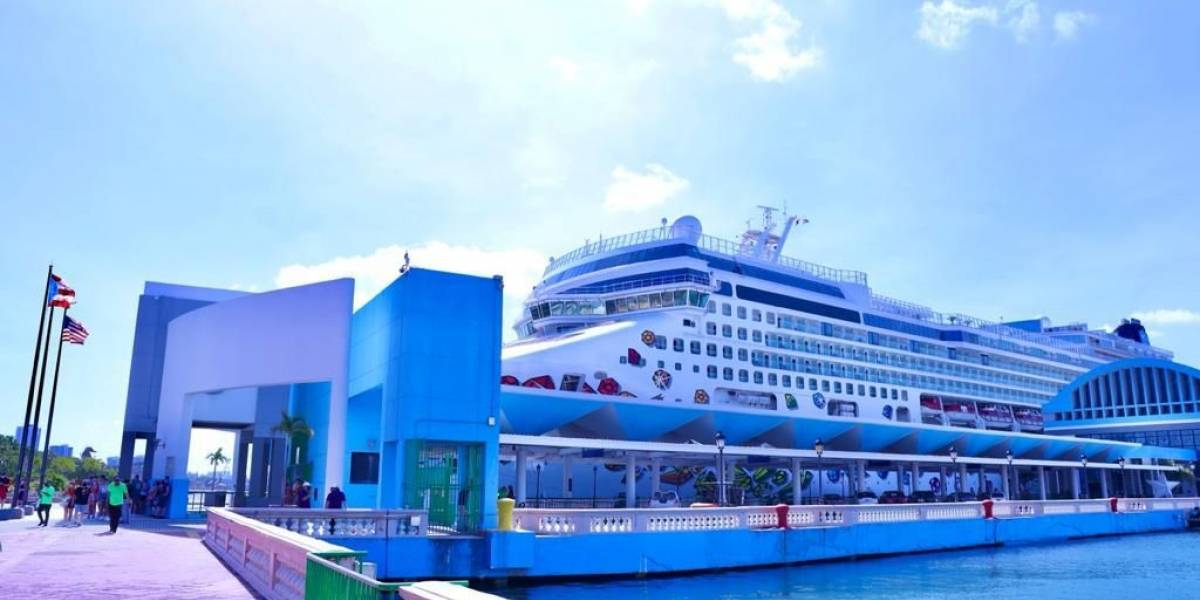 Estiman en $250 mil el impacto económico por llegada de crucero a San Juan
