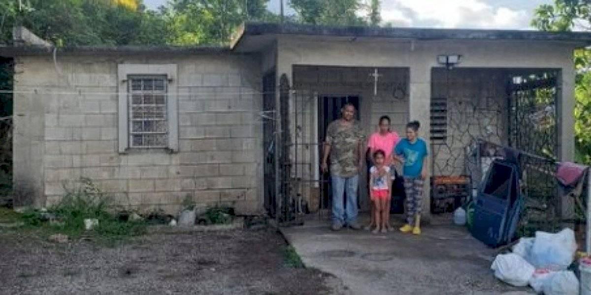 LUMA celebra que restableció servicio a familia de Ponce en una semana