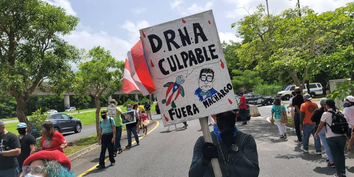Organizaciones ambientales insisten en renuncia del secretario del DRNA