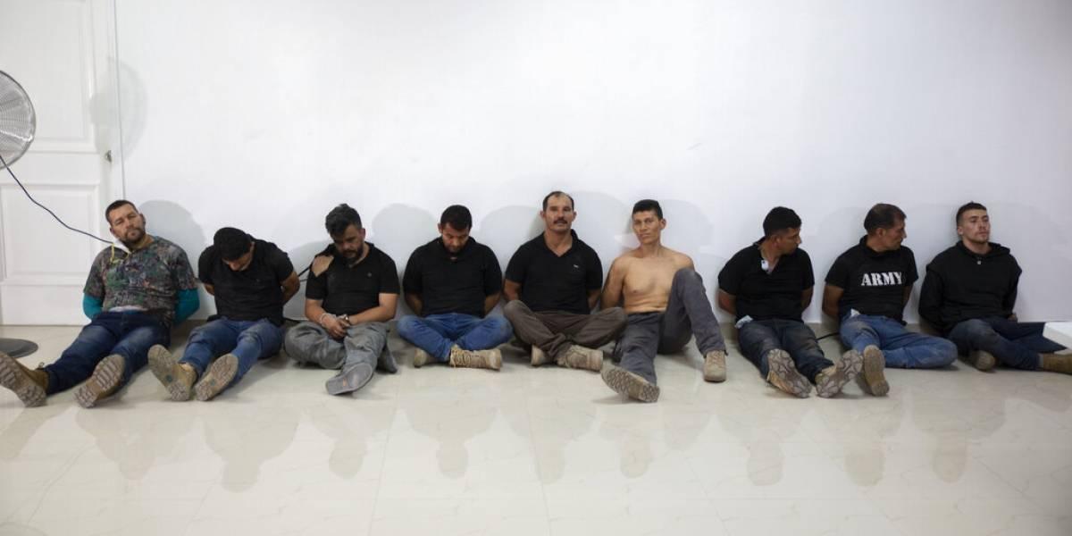 Exmilitares colombianos presos en Haití denuncian torturas