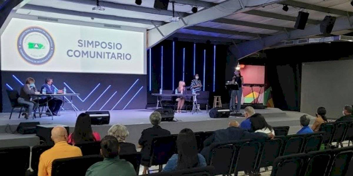 NMEAD ofrece simposio comunitario en Guaynabo