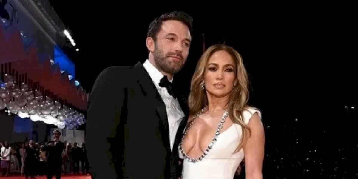 Jennifer Lopez y Ben Affleck regresan juntos a la alfombra roja tras 18 años