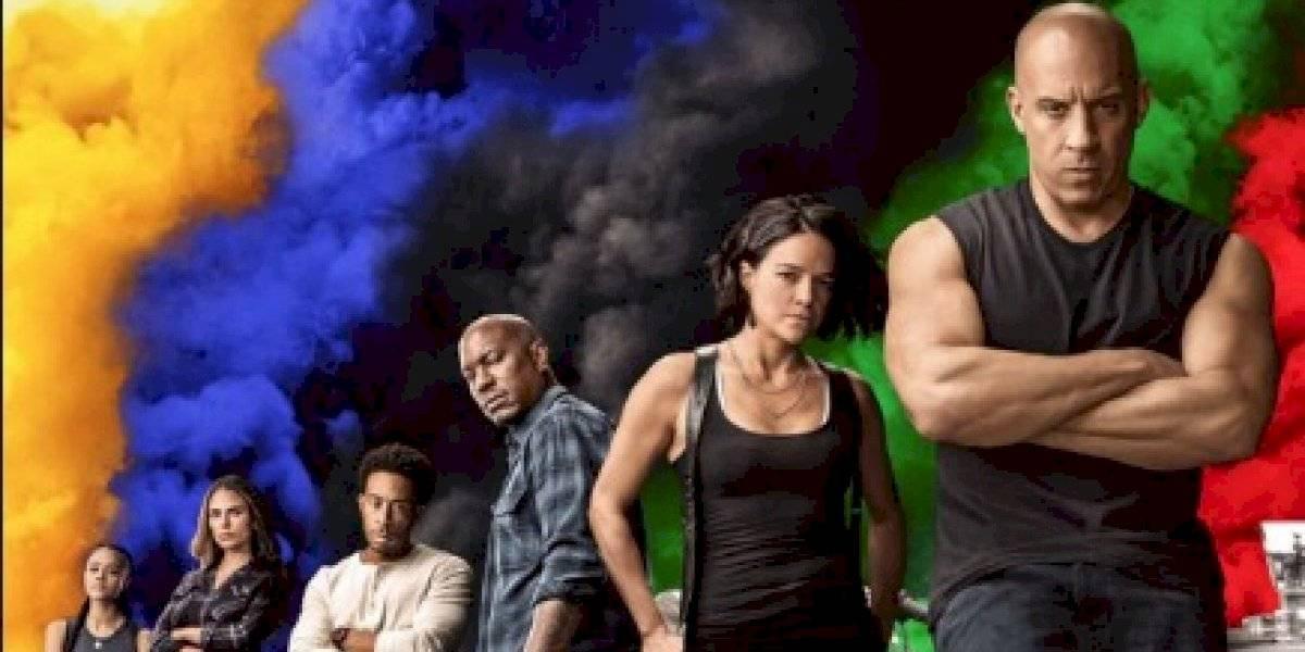Última película de Fast and the Furious llega a DVD