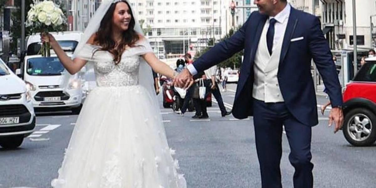 Hija de Julián Gil se casa en España