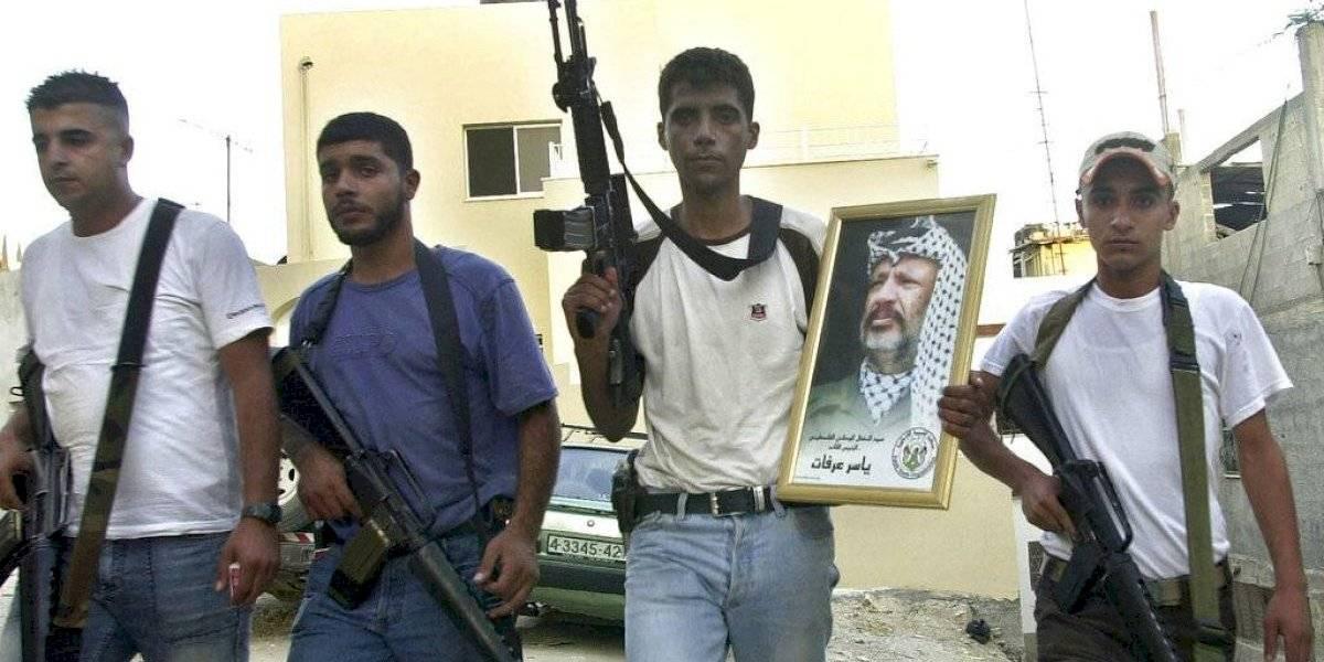 Israel recaptura a 4 palestinos que se fugaron de prisión