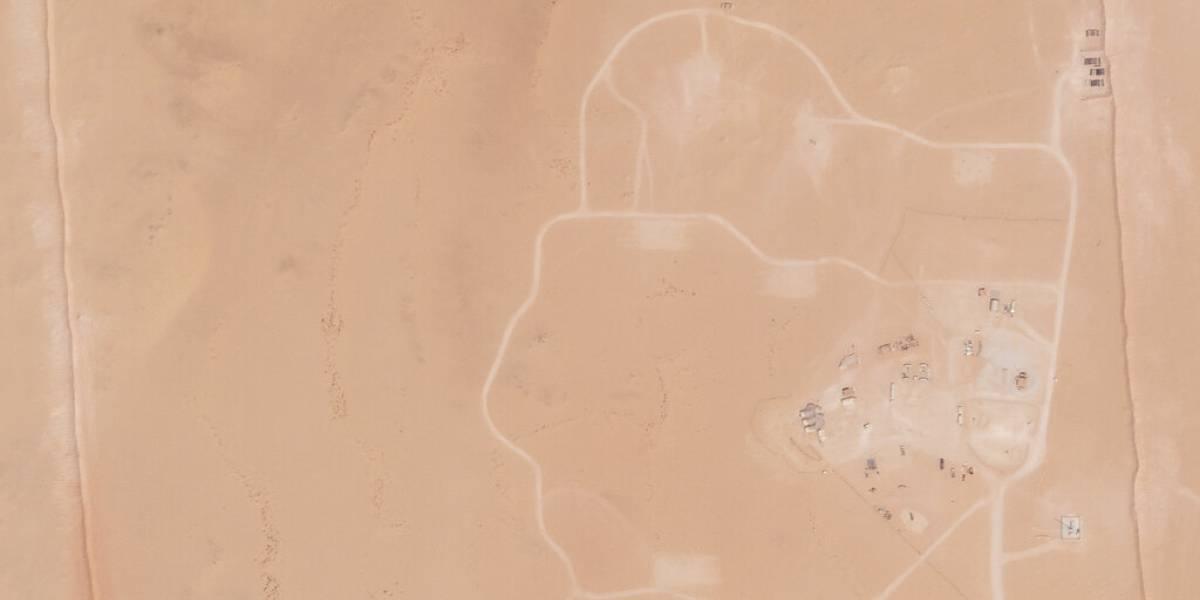 Estados Unidos retiró misiles de base en Arabia Saudí, revelan fotos
