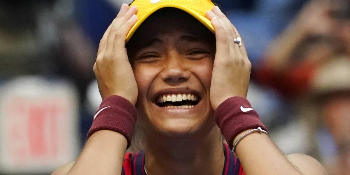Británica gana final femenina de US Open
