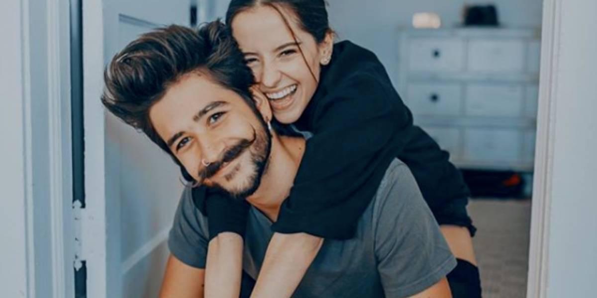 Evaluna y Camilo anuncian están esperando su primer hijo