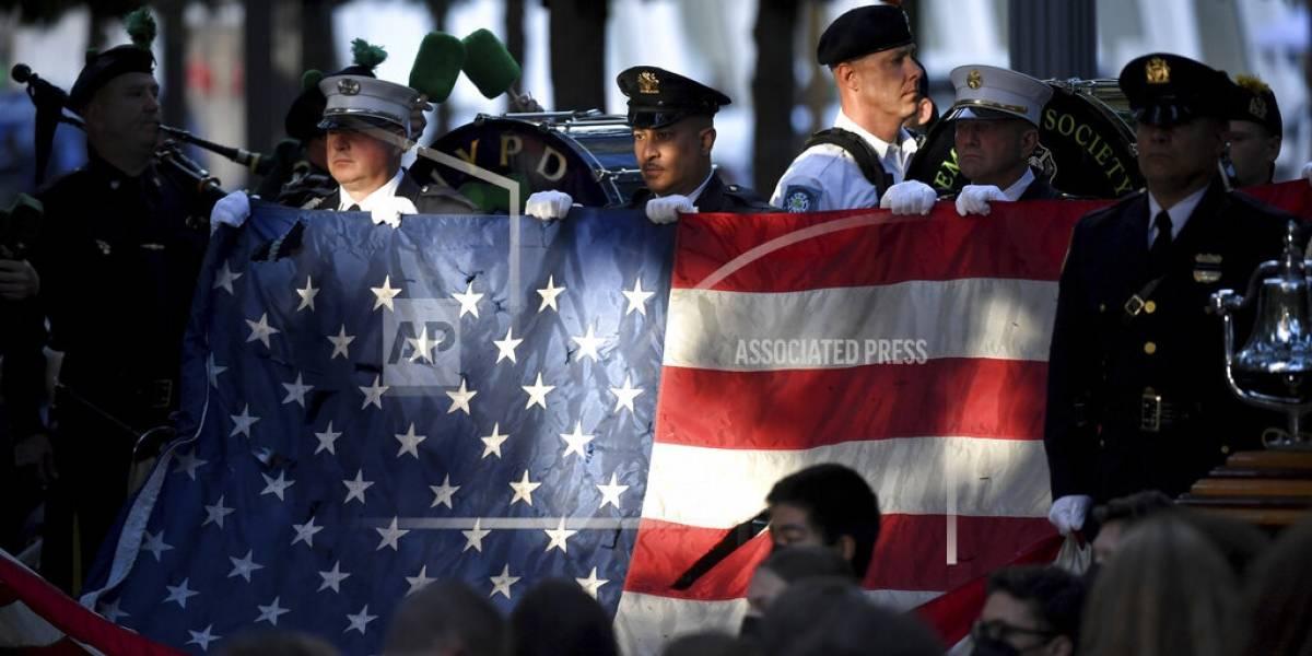 Comienza conmemoración del 9/11 en zona cero de Nueva York