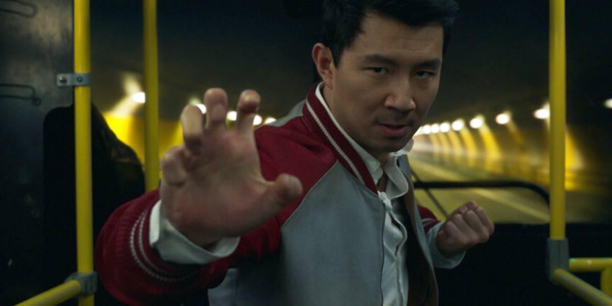 """Shang-Chi"" mantiene dominio de la taquilla"