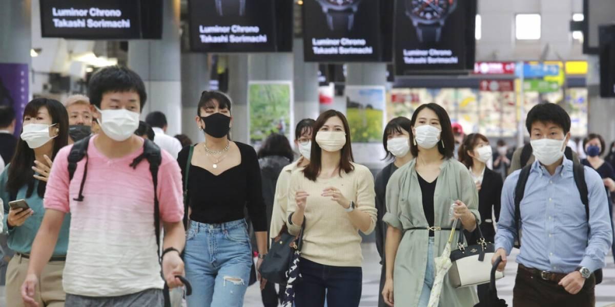 50% de población en Japón está totalmente vacunada
