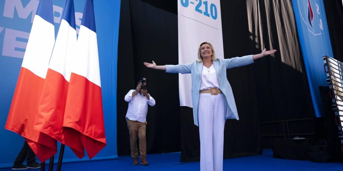 Dos políticas buscan convertirse en la primera mujer en gobernar Francia