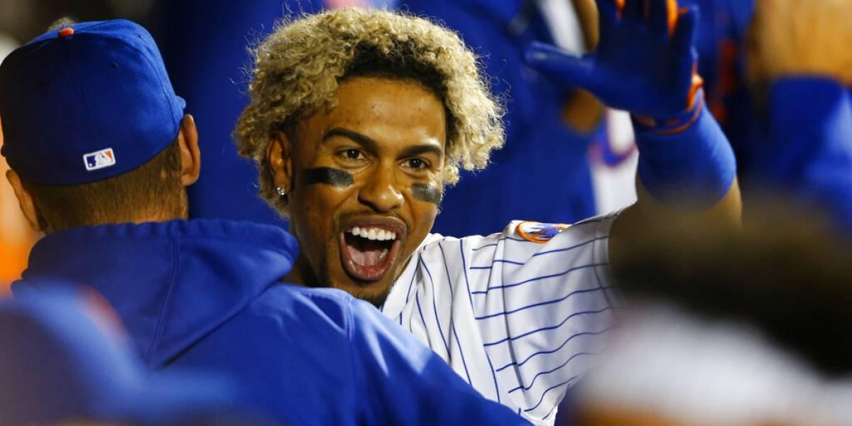 Lindor jonronea tres veces y los Mets dominan la Serie del Subway
