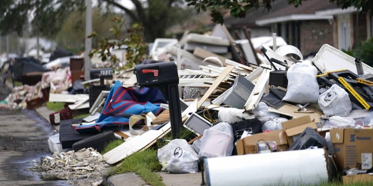 Cifra de muertes por huracán Ida aumenta a 28 en Luisiana