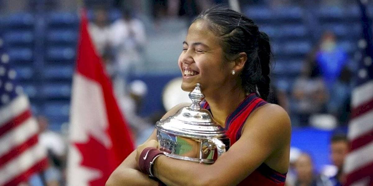 Emma Raducanu sube 127 puestos en ranking mundial tras ganar el US Open