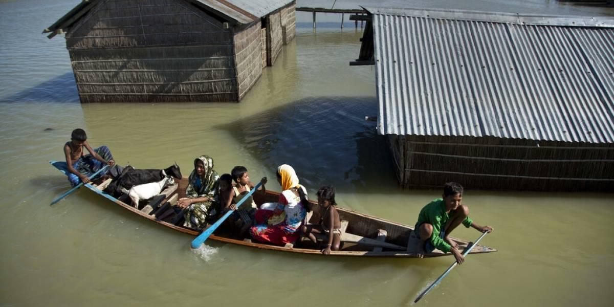 Banco Mundial advierte cambio climático desplazaría a 200 millones para 2050