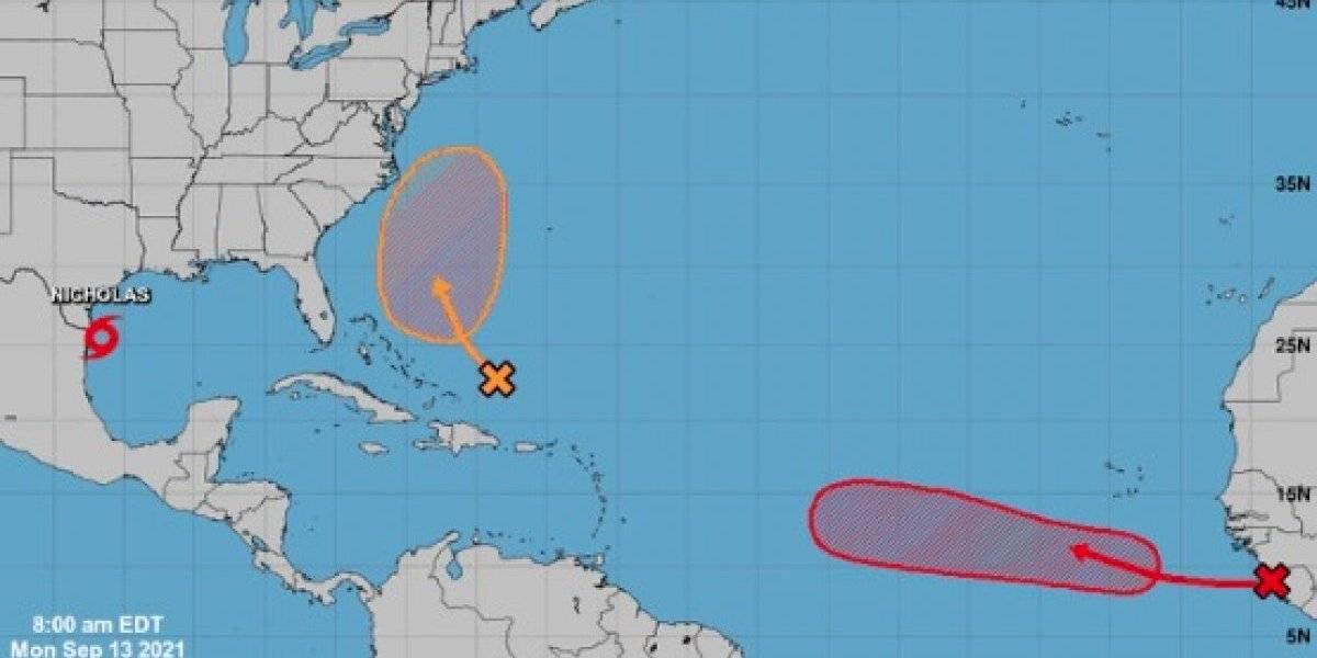 En el Atlántico: Autoridades vigilantes a dos sistemas con probabilidad mediana de formación