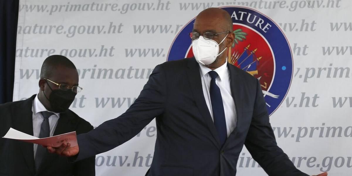 Fiscal general de Haití pide se acuse al primer ministro por asesinato del presidente