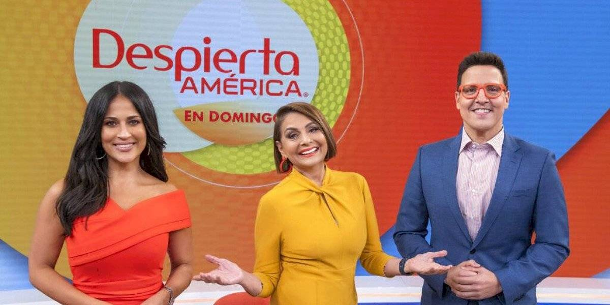 """""""Despierta América"""" tendrá edición dominical"""