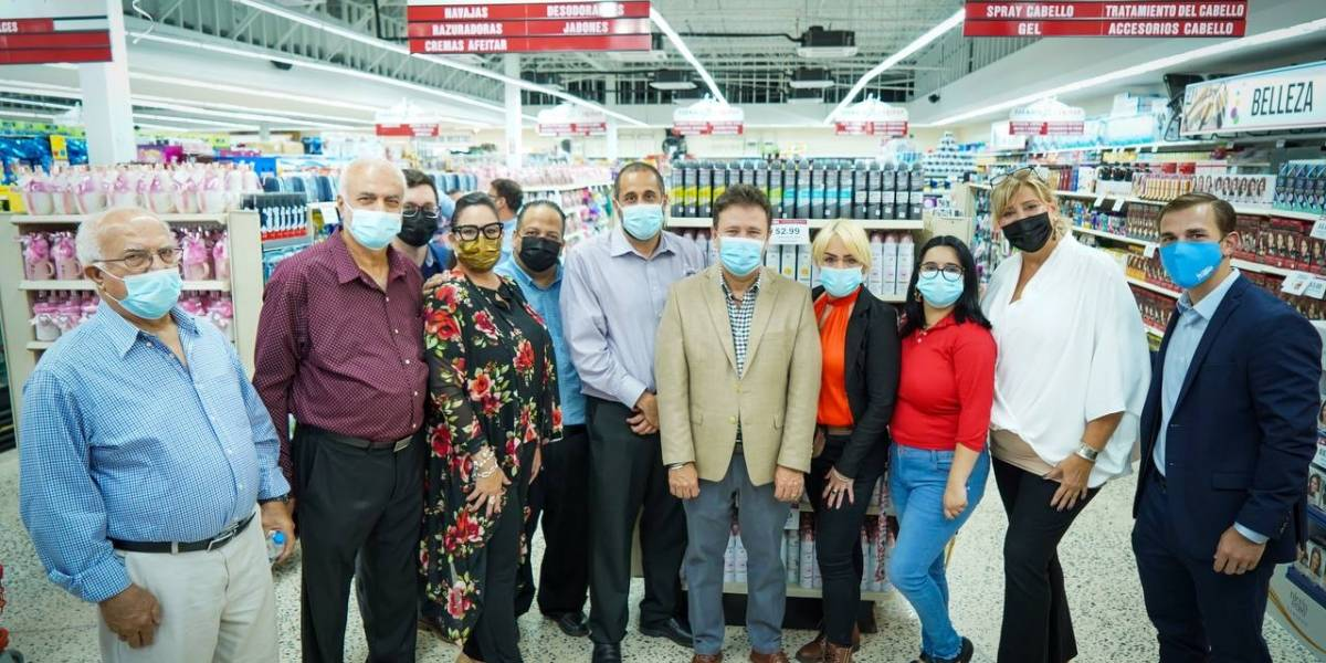 Farmacias Caridad abre nuevo establecimiento en Plaza Escorial