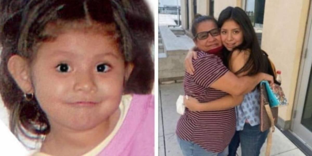 Madre e hija se reencontraron gracias a redes sociales tras 14 años de un secuestro