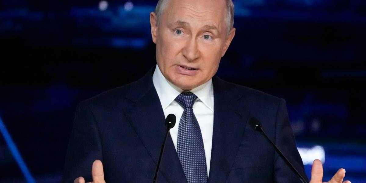 Putin a cuarentena preventiva tras varios casos de COVID-19 en su círculo cercano