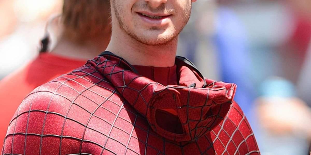 ¿Falso o real? La verdad sobre la filtración de Andrew Garfield en Spiderman 3
