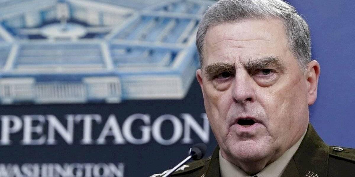 Funcionario temía que Trump ordenara ataque a China