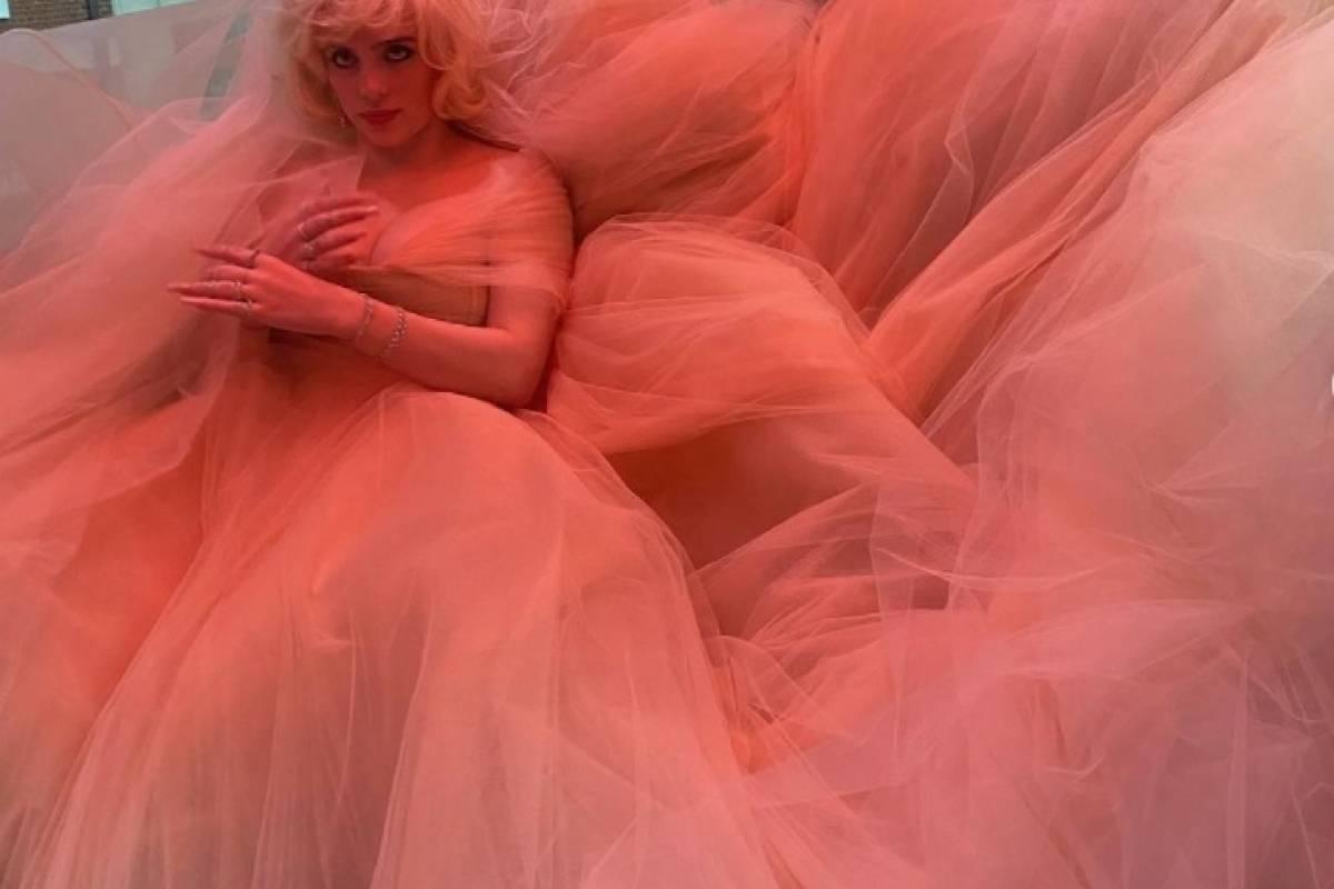 Vestido de la Met Gala 2021 de Billie Eilish Oscar de la Renta   Metro